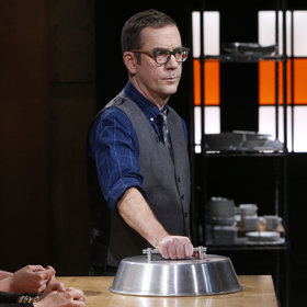mkgalleryamp; Wine: Ted Allen Says Each 'Chopped' Basket Is Actually a 'Riddle' Waiting to Be Solved