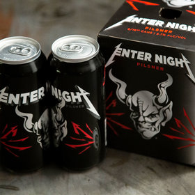 mkgalleryamp; Wine: Metallica and Stone Brewing Add Another Beer to the Band's Beverage Empire