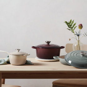 mkgalleryamp; Wine: Le Creuset Releases 3 Calming New Colors for Spring