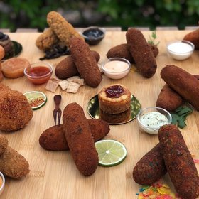 mkgalleryamp; Wine: Beloved Cuban Croquetas Makers to Open Bar in Miami and Ship Nationwide