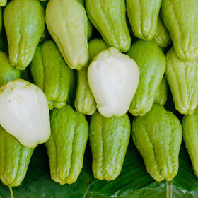 Food & Wine: Chayote Squash Is the Super-Healthy Food You Haven't Heard of but Need In Your Life