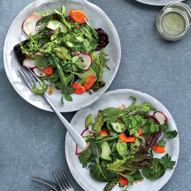 mkgalleryamp; Wine: How to Build the Perfect Green Salad