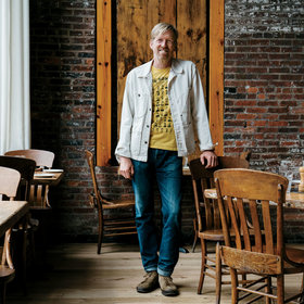 Food & Wine: Spike Gjerde Champions Local Food Economies: 8 Mid-Atlantic Makers to Know