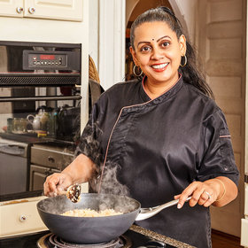 Food & Wine: How Auria Abraham Became New York City's 'Sambal Lady'