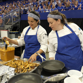 Food & Wine: 'Top Chef' Kentucky Recap: Episode 10 — 'Hoop Dreams'