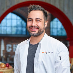Food & Wine: David Viana Knew 'Top Chef' Would Be a Challenge from the Get-Go