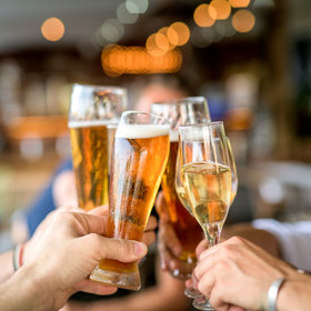 mkgalleryamp; Wine: Beer Before Wine, Wine Before Beer—Either Way, You're Getting a Hangover