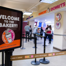 mkgalleryamp; Wine: Dunkin' to Test Delivery with Grubhub