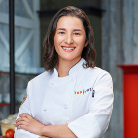 Food & Wine: 'Top Chef's' Michelle Minori: We Live in a Salad Bowl, Not a Melting Pot