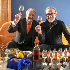 Food & Wine: Massimo Bottura Debuts 49-Year-Old Scotch Whisky for Charity