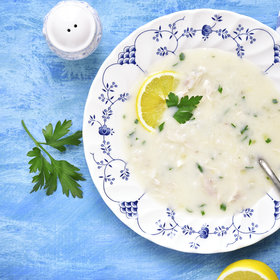 Food & Wine: 3 Things I Learned About Avgolemono After Writing a Greek Cookbook
