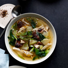 Food & Wine: Drunken Chicken Soup
