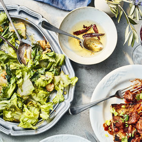 Food & Wine: Sautéed Chicories 