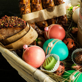 Food & Wine: Everything You Need for a Grown-Up Easter Basket