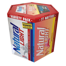 mkgalleryamp; Wine: 77-Packs Featuring Natural Light's New Strawberry Lemonade Beer Have Arrived
