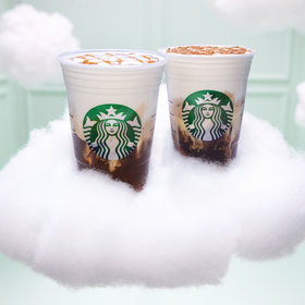 Food & Wine: Starbucks' New Cloud Macchiato Is Made With Egg Whites—but Is it Healthy?
