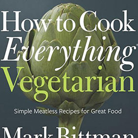 Food & Wine: 13 Vegetarian Cookbooks You Need in Your Library