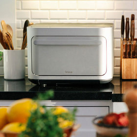 Food & Wine: Brava Oven Review: The Pros and Cons of Cooking with Light