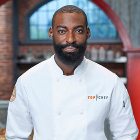 Food & Wine: 'Top Chef's' Eric Adjepong on Being 'The People's Champ'