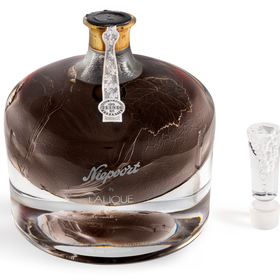 Food & Wine: 156-Year-Old Port In Lalique Crystal Decanter Sets World Record at Auction