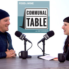Food & Wine: Communal Table Podcast: Seamus Mullen