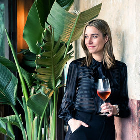 Food & Wine: Sommelier Taylor Grant Loves Mexican Wine So Much, She Started Her Own Wine Label