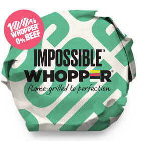 mkgalleryamp; Wine: Burger King's Meatless 'Impossible Whopper' Set to Roll Out Nationwide