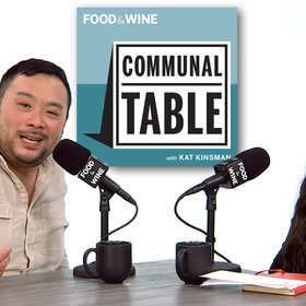 Food & Wine: Communal Table Podcast: David Chang