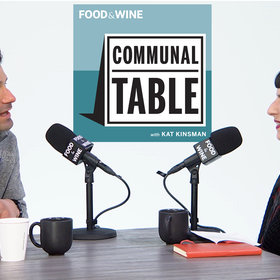 Food & Wine: Communal Table Podcast: George Mendes