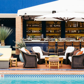 Food & Wine: The Just-Opened NoMad Pool Ushers in a New Era of Vegas Poolside Dining
