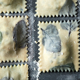 Food & Wine: Homemade Dough Sheets