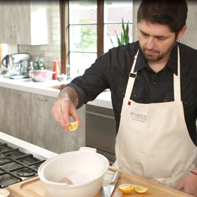 Food & Wine: How to Make Perfect Beurre Blanc, According to Ludo Lefebvre