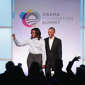 mkgalleryamp; Wine: The Obamas Will Produce a Food Show for Kids on Netflix