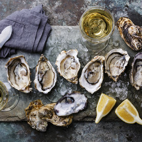 Food & Wine: How to Pair Natural Wine with Seafood
