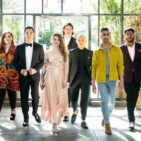 mkgalleryamp; Wine: Watch 'Queer Eye' Star Tan France Makeover the James Beard-Nominated Rising Star Chefs