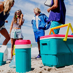 mkgalleryamp; Wine: These Throwback Coolers Are the Colorful Containers Every '90s Kid Needs This Summer