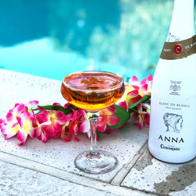 Food & Wine: 3 Simple Sparkling Cocktail Recipes for Your Poolside Drinking Pleasure