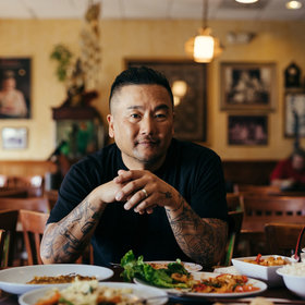 mkgalleryamp; Wine: Roy Choi Talks 'Personal' New TV Show, Social Justice, and Facing His Critics