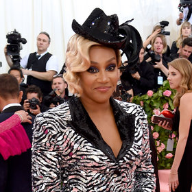 mkgalleryamp; Wine: Tiffany Haddish Cooked Herself Chicken and Stuffed It In Her Purse Before the 2019 Met Gala