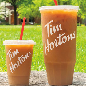 mkgalleryamp; Wine: Tim Hortons Wants to Give Moms a 52-Ounce Cup of Iced Coffee for Mother's Day