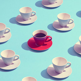 mkgalleryamp; Wine: Simply Seeing Coffee May Be Enough to Energize You — But If Not, Shoot for Fewer Than 6 Cups a Day
