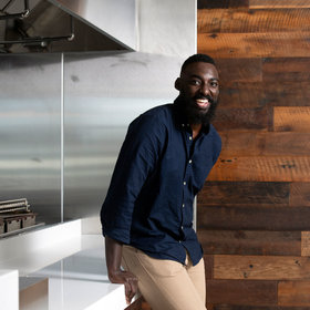mkgalleryamp; Wine: Eric Adjepong Made His 'Top Chef' Finale Meal Anyway