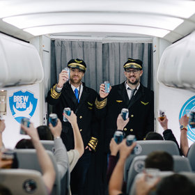 mkgalleryamp; Wine: BrewDog Airlines Announces Two More Flights, Including One from the U.S. to Scotland