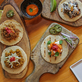 Food & Wine: Funky Venezuelan Small Plates From Miami Land in Brooklyn