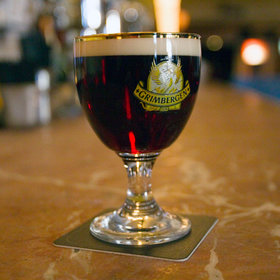 mkgalleryamp; Wine: Grimbergen Abbey Brewed Its First Beer in Over 200 Years