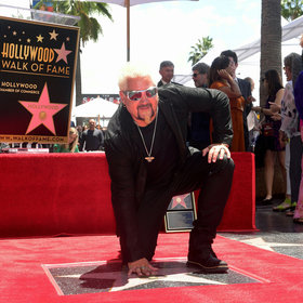 mkgalleryamp; Wine: Guy Fieri Accepts Walk of Fame Star: 'Thank You to the Residents of Flavortown'