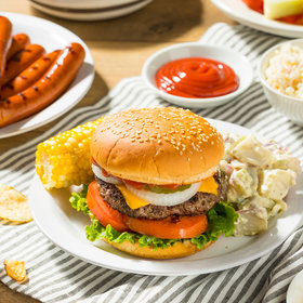 mkgalleryamp; Wine: 2019 Will Be the Summer of Burger and Beer Alternatives, Says Nielsen