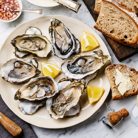 mkgalleryamp; Wine: How to Eat Raw Oysters in Public with Confidence