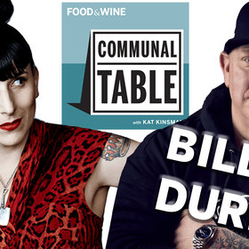 Food & Wine: Communal Table Podcast: Billy Durney