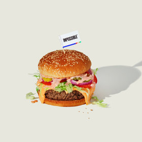 Food & Wine: Impossible Foods Says Its Burger Shortages Are Over